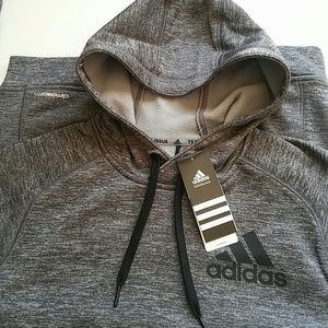 NWT Mens Adidas Hoodie Size S
